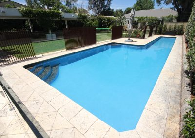 Renovated Swimming Pool in Perth