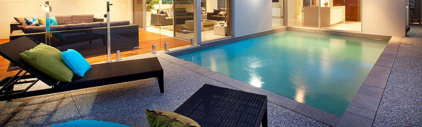Fibreglass Swimming Pool in North Coogee, Perth